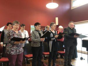 Weihnachten mit ökumenischem Projektchor