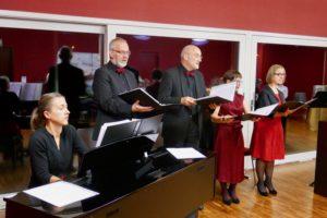 Gottesdienst zum vierten Advent mit Quintesens