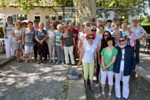 Ein Top Ausflug der Senioren – trotz Hitzetag